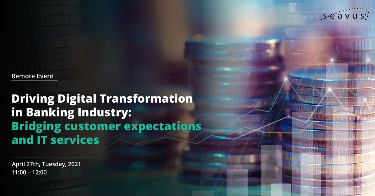 Driving Digital Transformation in Banking Industry: Bridging customer expectations and IT services